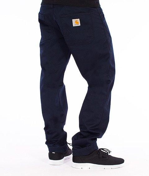 Carhartt-Skill Pants Spodnie Jet Rinsed Tapered Leg L32