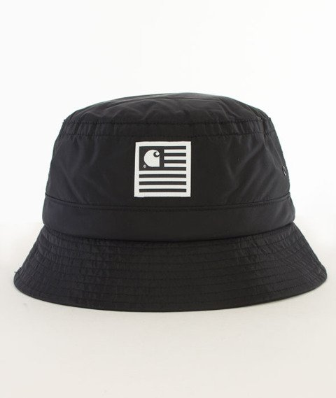 Carhartt-State Bucket Hat Black