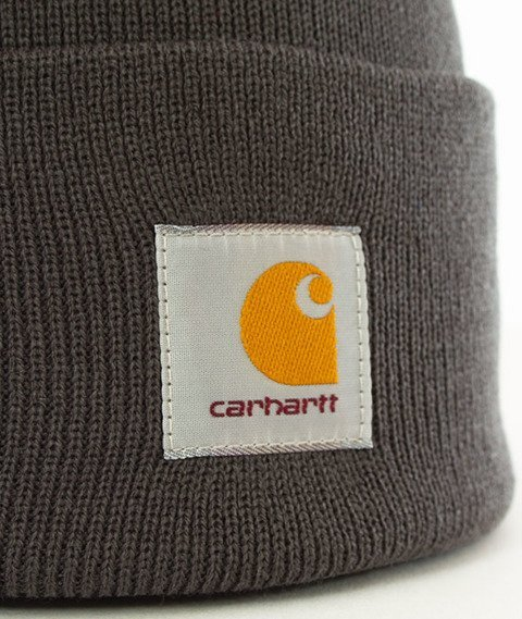 Carhartt WIP-Acrylic Watch Hat Blacksmith