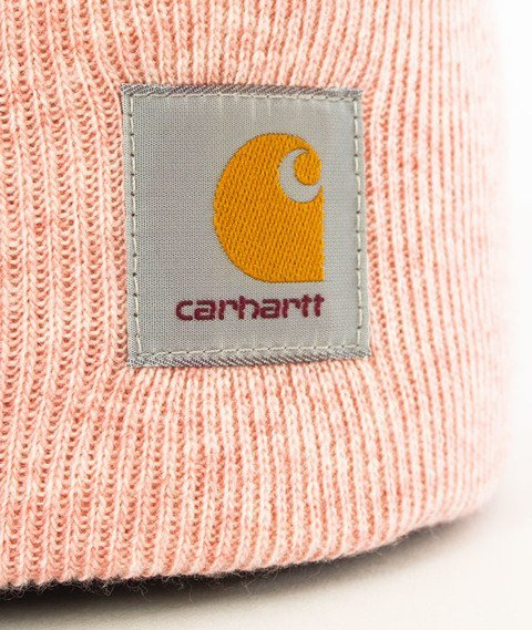 Carhartt WIP-Acrylic Watch Hat Soft Rose Heather
