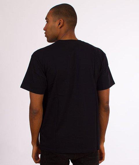 Carhartt WIP-Chase T-Shirt Dark Navy/Gold