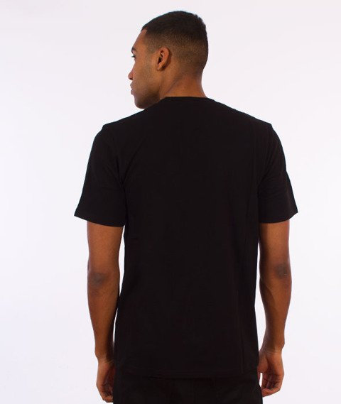 Carhartt WIP-Lester Pocket T-Shirt Black/Camo Tiger
