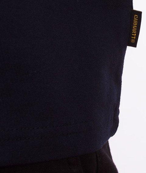 Carhartt WIP-Military Training T-Shirt Navy