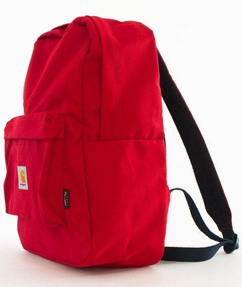 Carhartt WIP-Watch Backpack Dark Blast Red/Navy