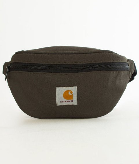 Carhartt WIP-Watch Hip Bag Nerka Cypress/Black