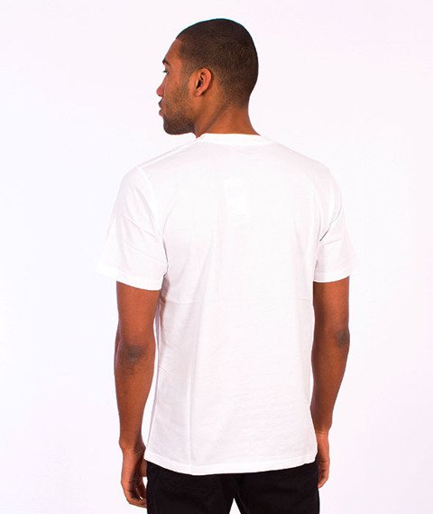 Carhartt-Wip Script T-Shirt  White/Camo Stain