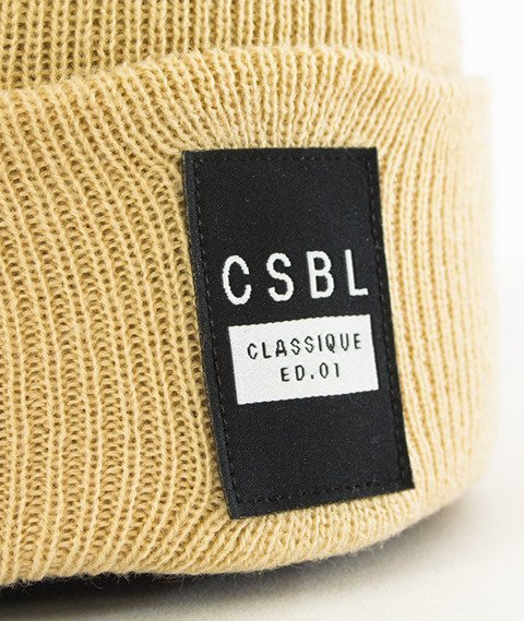 Cayler & Sons-BL Halfway Old School Beanie Off White