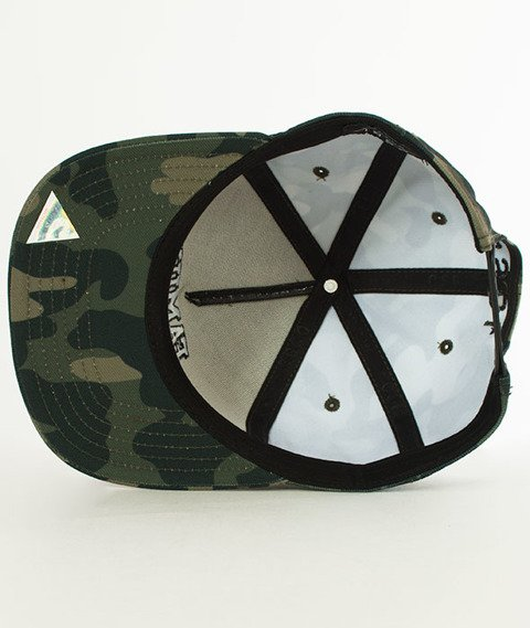 Cayler & Sons-BL Priority Snapback Woodland/White