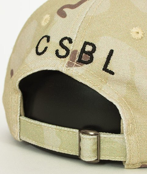 Cayler & Sons-BL Rebel Youth Curved Snapback Desert Camo/Black
