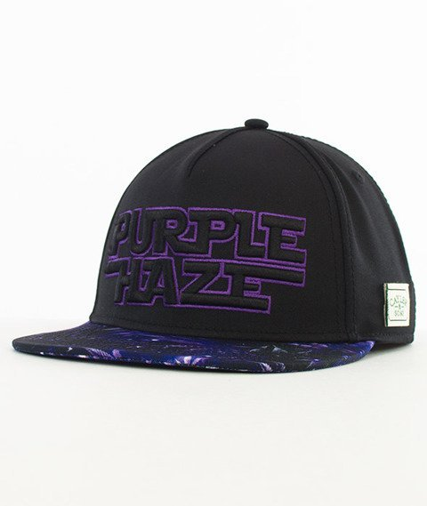 Cayler & Sons-Dark Haze Snapback Black/Purple