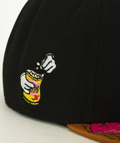 Cayler & Sons-GL Munchies Classic Snapback Black