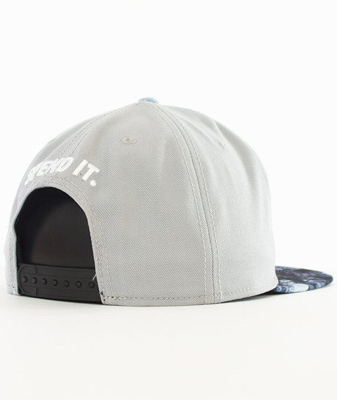 Cayler & Sons-Make It Rain Cap Snapback Grey