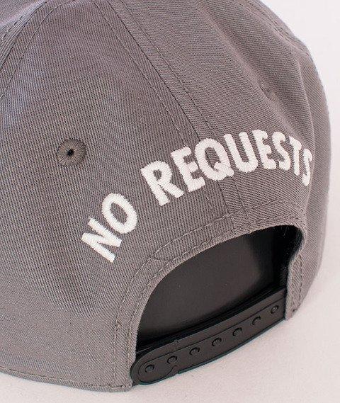 Cayler & Sons-No Requests Cap Grey/Black