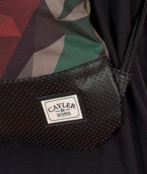 Cayler & Sons-Pacasso Gym Bag Forrest Green/Multicolor