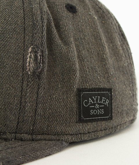 Cayler & Sons-Savage Cap Snapback Grey