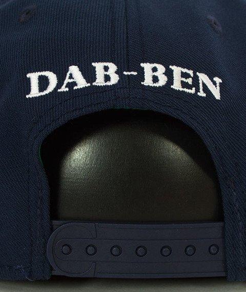 Cayler & Sons-WL Dab-Ben Snapback Navy/Green