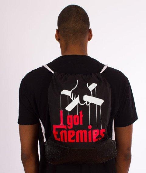Cayler & Sons-WL Enemies Gym Bag Black/Red