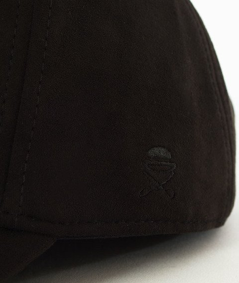 Cayler & Sons-WL In The House Curved Strapback Black