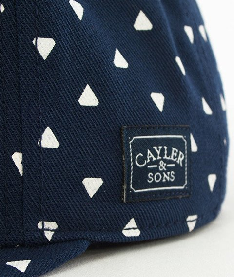 Cayler & Sons-WL In The House Snapback Navy