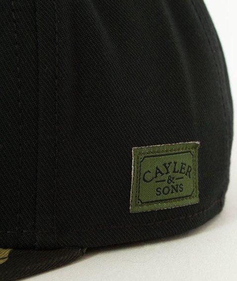 Cayler & Sons-WL La Familia Snapback Black