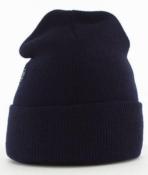 Cayler & Sons-WL Make It Rain Old School Beanie Navy