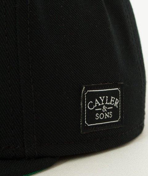 Cayler & Sons-WL PMW Snapback Black/White