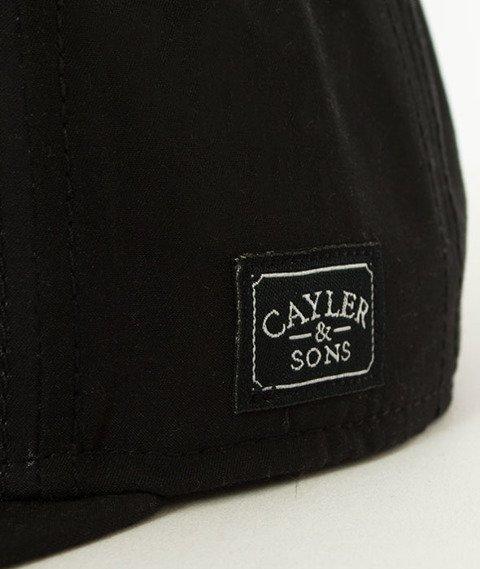 Cayler & Sons-WL Trust Snapback Black/Woodland