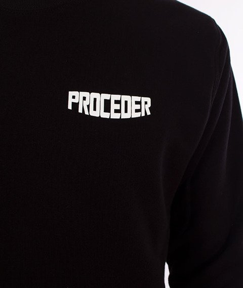 Chada-Proceder Small Bluza Czarna