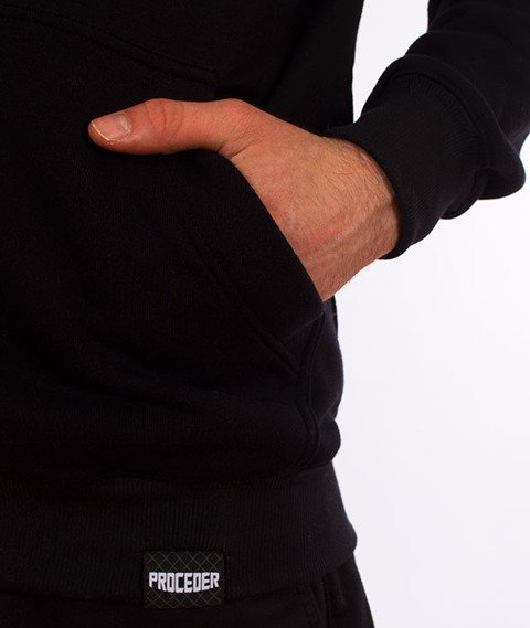 Chada-Proceder Small Bluza Kaptur Czarna