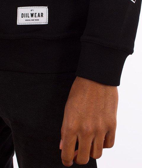 DIIL-Genuine Bluza Czarna