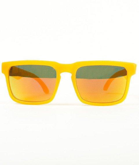 DIIL-Kastet Okulary Pomarańczowe