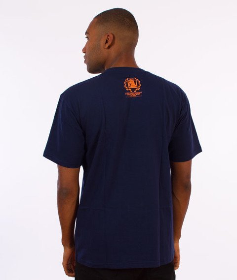DIIL-Laur T-Shirt Granatowy