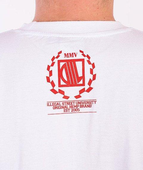 DIIL-Śmierć Konfidentom T-shirt Biały
