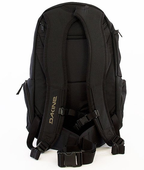 Dakine-Mission 25L Backpack Black