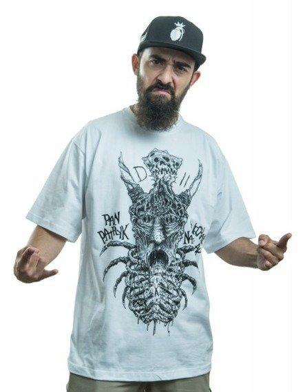 Demonologia-Pan Patryk T-Shirt Biały