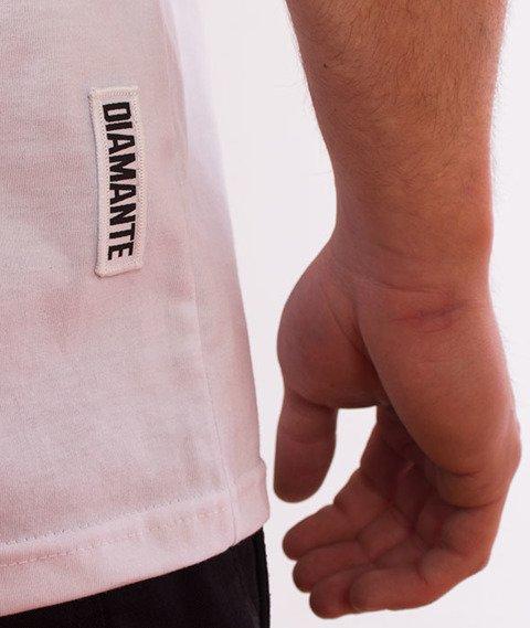 Diamante-Chuj w To T-Shirt Biały