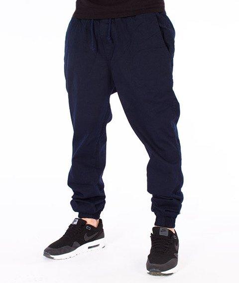 Diamante-Classic Jogger RM Pants Spodnie Granatowe