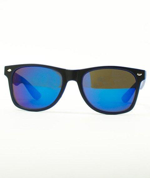 Diamante-Diamante 3 Okulary Niebieskie
