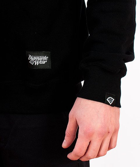 Diamante-Number 1 Bluza Czarna