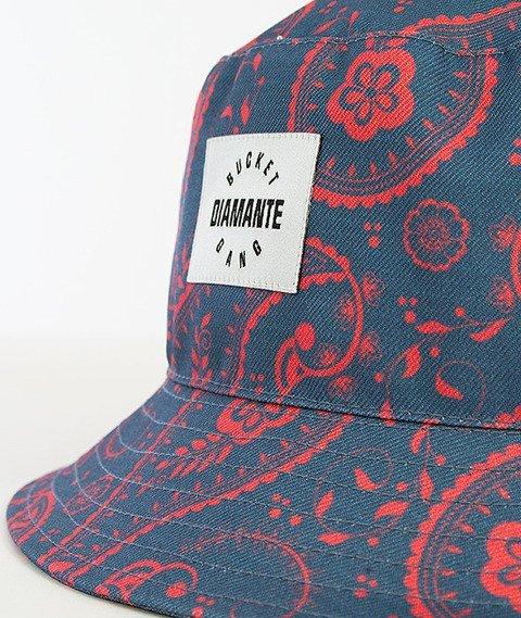 Diamante Wear-Bandana Bucket Hat