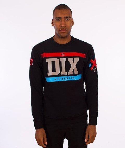 Dixon37-DIX Klasyk Gradient Bluza Czarna