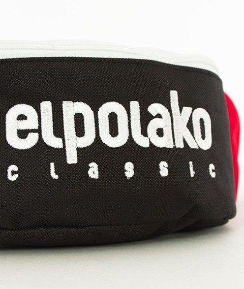 El Polako-3 Color Nerka Czarna/Czerwona