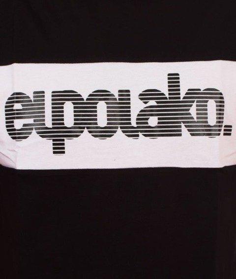 El Polako-Alfabet T-Shirt Czarny
