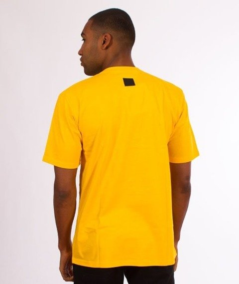 El Polako-Alfabet T-Shirt Żółty
