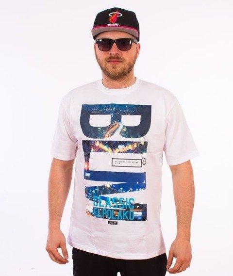 El Polako-BLM T-Shirt Biały