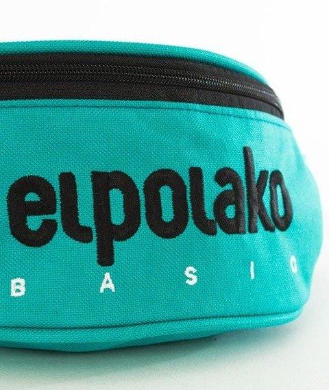 El Polako-Basic Saszetka Nerka Turkus