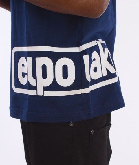 El Polako-Below Elpolako T-Shirt Granatowy