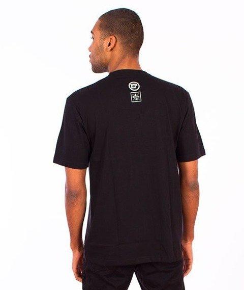 El Polako-Bless T-Shirt Czarny/Multikolor