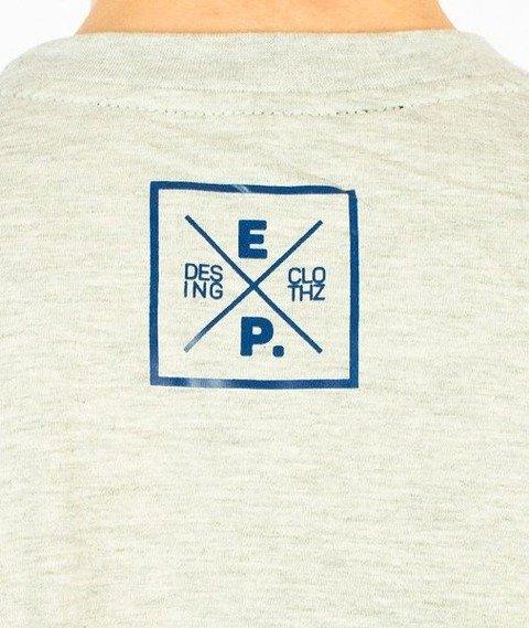 El Polako-Box T-Shirt Szary