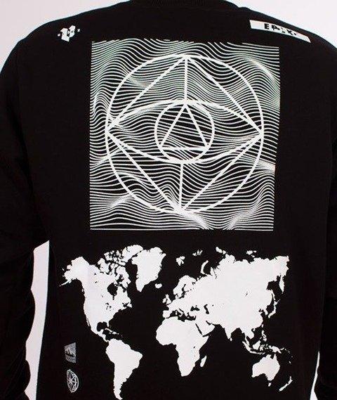El Polako-Circle World Bluza Czarna